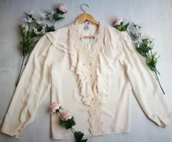 Vintage Rüßchen Bluse