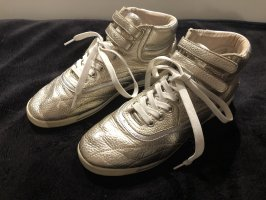 Vintage Sneaker von D&G , gold,silber Gr.38