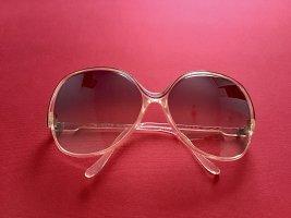 VINTAGE  70er Occhiale stile retro multicolore