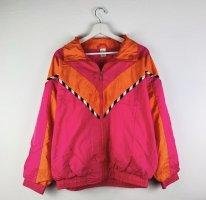 Vintage Trainingsjacke 90er pink orange