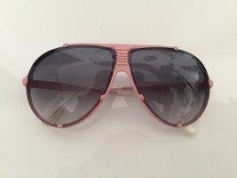 Vintage UVEX Pilotenbrille in rosa