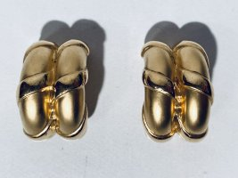 Valentino Earclip gold-colored metal