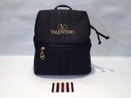 Valentino Plecak czarny-złoto