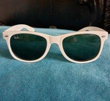 Vintage white Ray-Bans