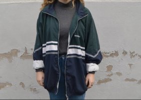 Vintage Windbreaker Oversized