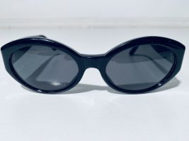 Vintage Yves Saint Laurent YSL Sonnenbrille in Schwarz