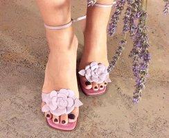 Vintage Zara leder Schuhe