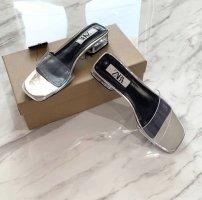 Vinyl Pumps Sandaletten