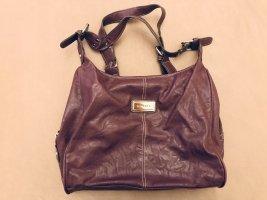 Violette Handtasche von Strada