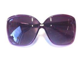 Moschino Gafas de sol violeta grisáceo Material sintético