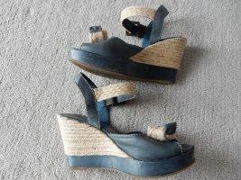 Virus Sandaletten aus sehr weichen Echt Leder auch innen Gr. 38