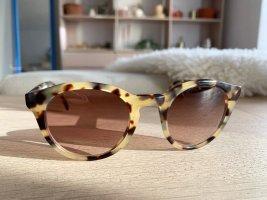 VIU The Ace Sonnenbrille Brille braun Gold Tortoise Shiny