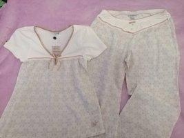 Vive Maria Pyjama blanc cassé-beige