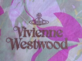 Vivienne Westwood Neckerchief multicolored cotton