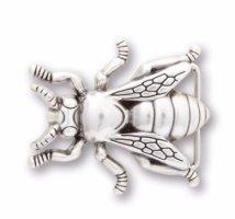 VMP Belt Buckle silver-colored metal