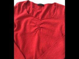 Vogue Pullover in cashmere rosso mattone Cachemire