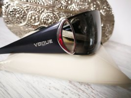 Vogue Occhiale da sole ovale argento