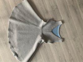 Vokuhila Kleid aus festem Sweatshirt Stoff Np 89,00