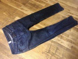 Volcom Jeans a gamba dritta blu scuro