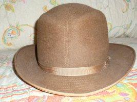 Chapeau en feutre multicolore laine alpaga