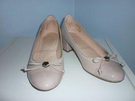 w. NEU Hispanitas Ballerina rosa nude silber Gr. 39