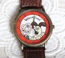 Wallace und Gromit Armbanduhr limited Edtion 1989