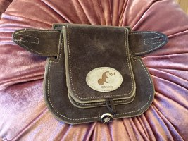 Disney Traditional Bag taupe-grey brown suede
