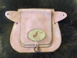 Disney Borsa tradizionale color oro rosa-rosa chiaro Scamosciato
