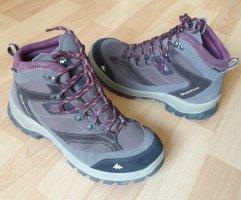 Decathlon Aanrijg laarzen veelkleurig