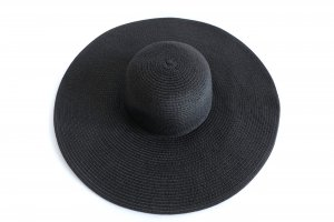 Warehouse Sun Hat black