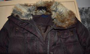 Warme Damen Jacke Mantel Gr. 36