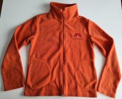 Sweat Jacket dark orange
