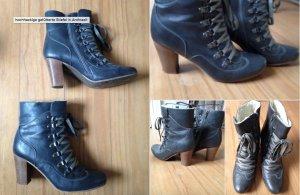 Aanrijg laarzen antraciet