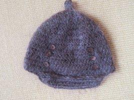 Warme handgearbeitete Mütze von Puddingtown by Rieke von Müller