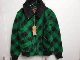 AJC Between-Seasons Jacket black-green