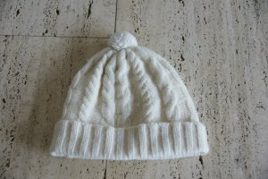 H&M Knitted Hat multicolored wool