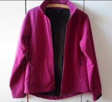 Lands' End Giacca softshell magenta