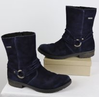 Ricosta Short Boots dark blue-blue