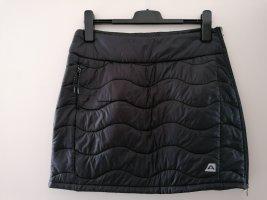 Alpine Pro Gebreide rok zwart