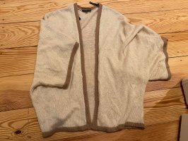 Warehouse Poncho room-beige