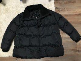 Wattierte Oversize-Jacke