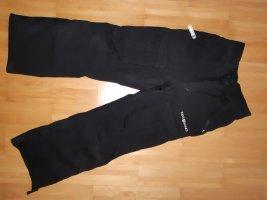 Waveboard Pantalón de esquí negro
