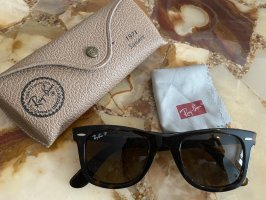 Ray Ban Glasses black-cognac-coloured