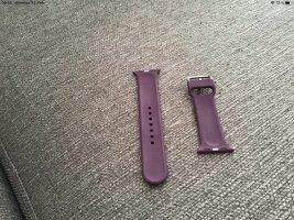 Montre numérique violet