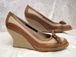 Barisal Wedge Pumps brown-beige
