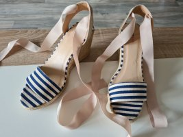 Just Fab Wedge Pumps multicolored