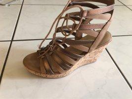 Wedges Sandalette Sandale