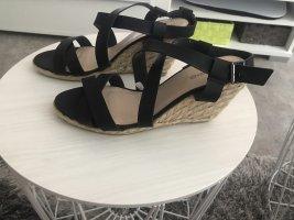 Wedges Sandaletten Keilabsatz