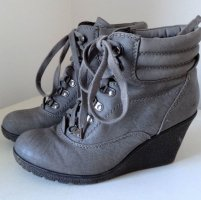 Wedges Stiefelette