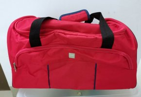 Travel Bag red